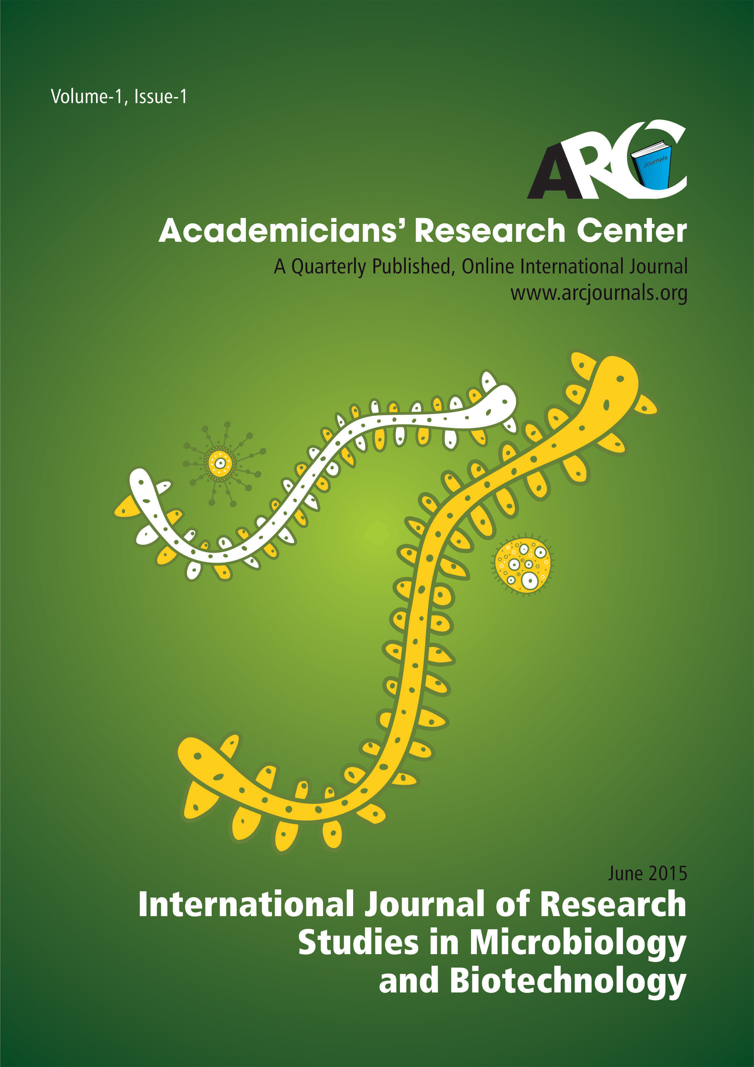International Journal of Research Studies in Microbiology and Biotechnology